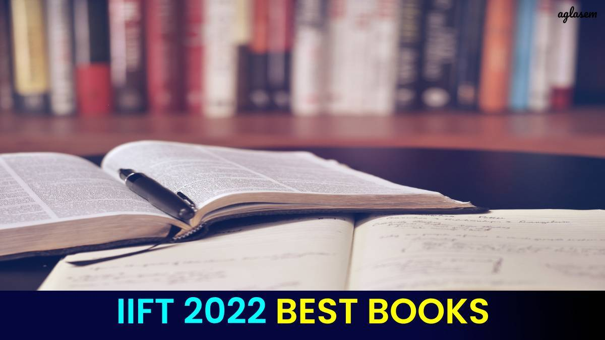 Best Books for IIFT 2022
